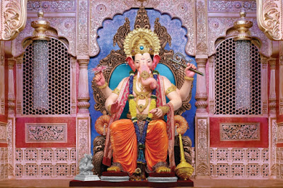 Latest 2016 - 2017: Lalbaugcha Raja in Mumbai HD Images, Pictures
