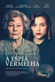A Espiã Vermelha Torrent – WEB-DL 720p/1080p Legendado<