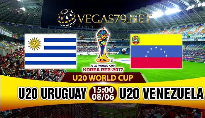 Nhận định, soi kèo nhà cái U20 Uruguay vs U20 Venezuela