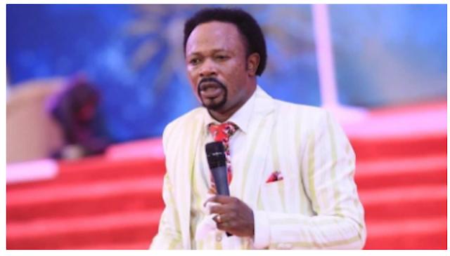 Prophet Joshua Iginla is reveals his disturbing prophecies