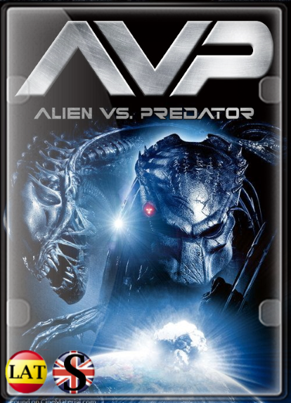 Alien vs Depredador (2004) EXTENDED FULL HD 1080P LATINO/INGLES