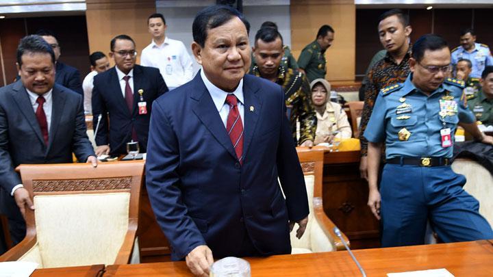 Prabowo Subianto to Send Military Academy Cadets to Malaysia
