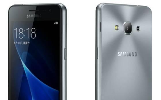 شركة سامسونغ تعلين رسميا عن هاتفها Galaxy J3 Pro