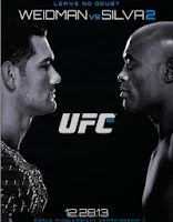 Weidman Silva UFC 168 Fight