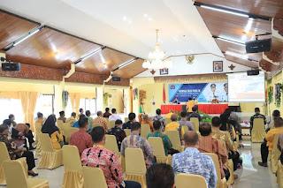 Buka Forum Konsultasi Publik