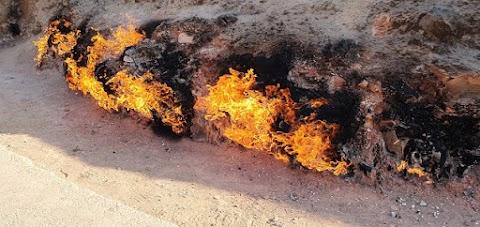 God freed our necks from the fire(اللهم أعتق رقابنا من النار)