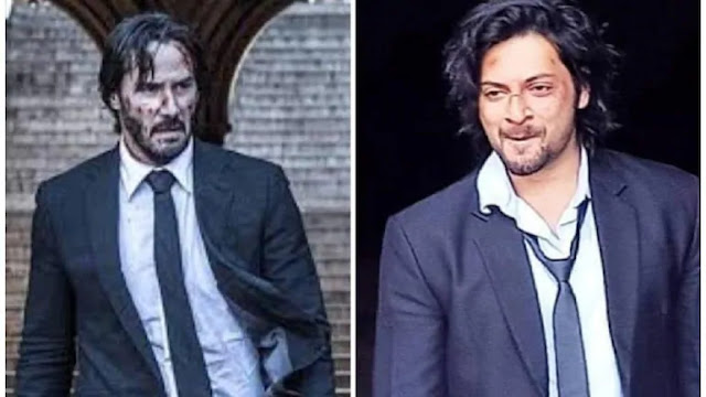 Ali Fazal is secretly shooting for his upcoming project