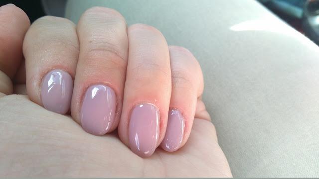 manicura semipermanente Pinkgellac