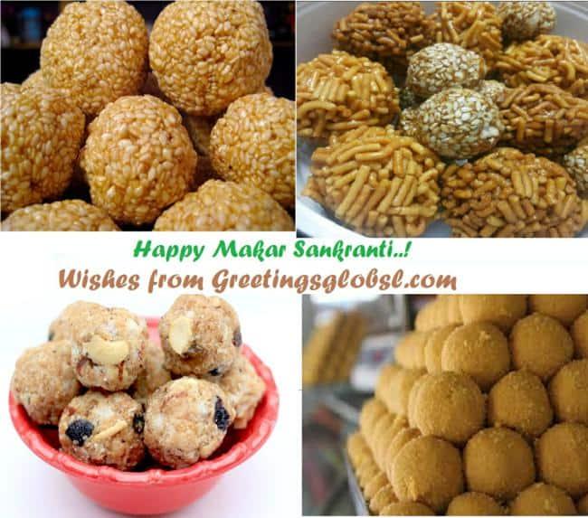 Makarsankranti delicious sweets images(lohri festival, lohri food)