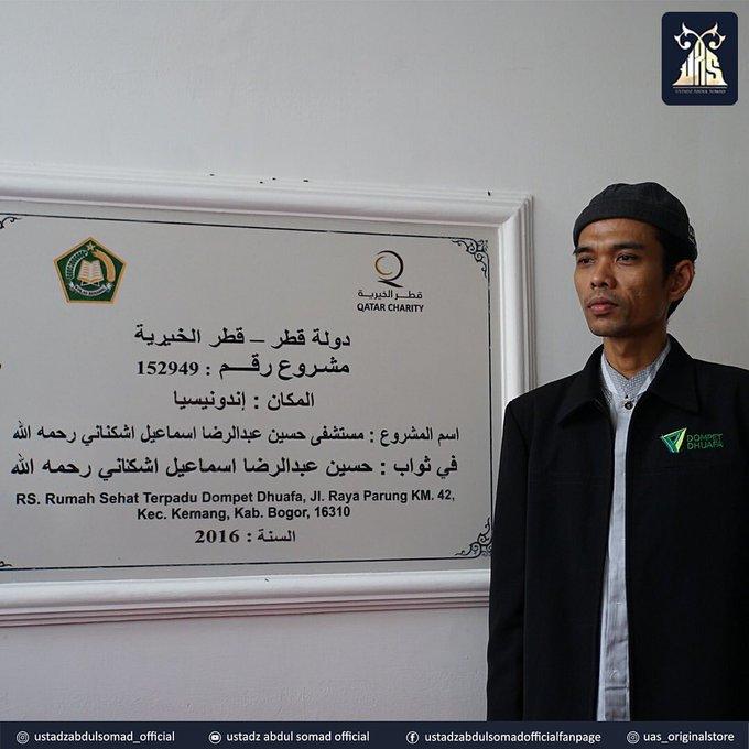 Alasan UAS Tidak Mau Minta Maaf: Al-Maidah 73!