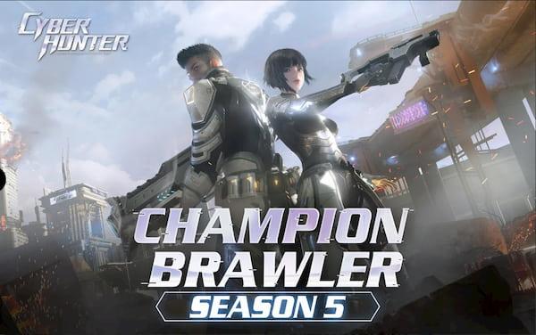 تحميل لعبة Cyber Hunter - افضل العاب اونلاين والمغامرات