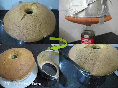 Resep Cake Chiffon Vanilla JTT