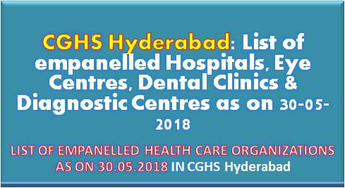 cghs-hyderabad-list-of-empanelled-hospitals