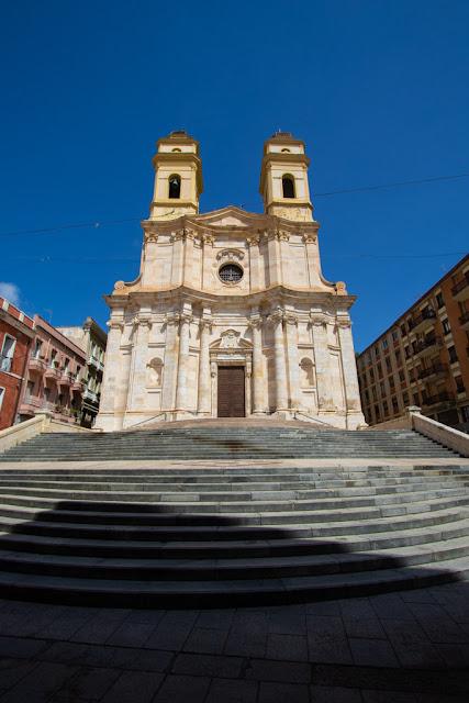 Chiesa Colleggiata di Sant'Anna-Cagliari