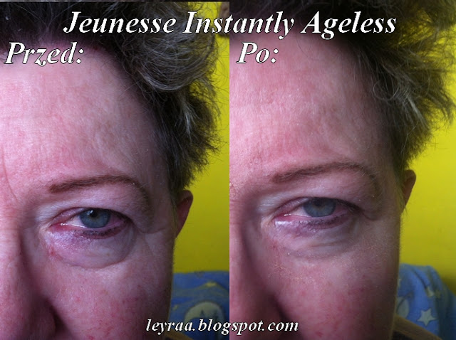 Jeunesse Instantly Ageless. Bądź sobą. Bądź bez wad. – młodsza twarz w 5 minut?