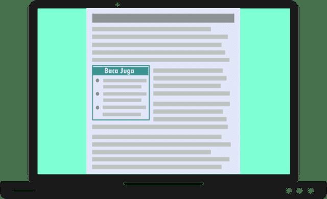 Cara Membuat Widget Artikel di Tengah Postingan Blog muncul secara otomatis