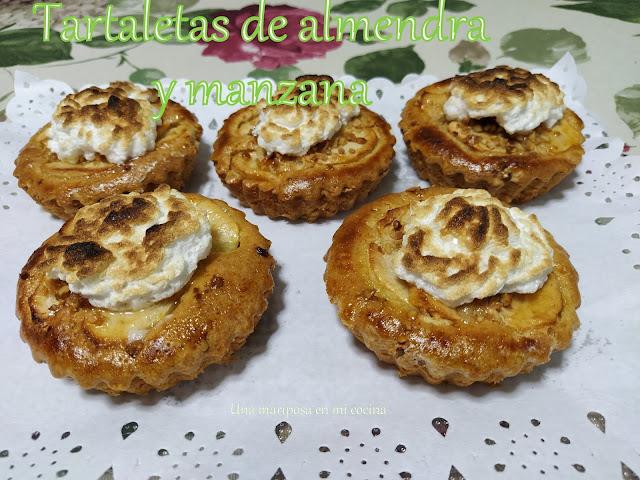 Tartaletas De Manzana Y Canela
