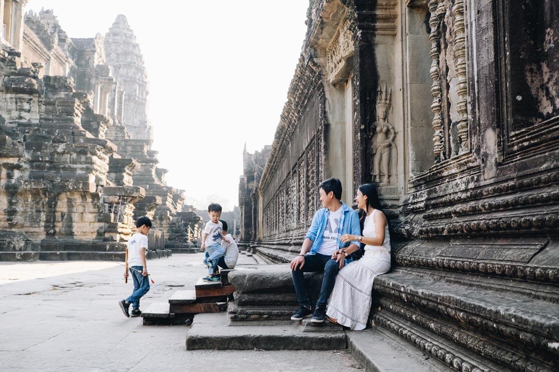 Angkor Travel Family