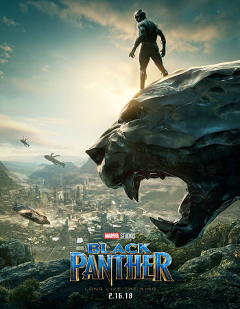 Black Panther (2018) Dual Audio 720p
