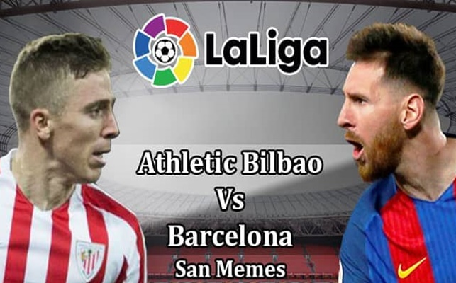 Live Streaming Athletic Bilbao Vs Barcelona-IGvivo7beet