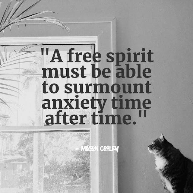 Short free spirit quotes