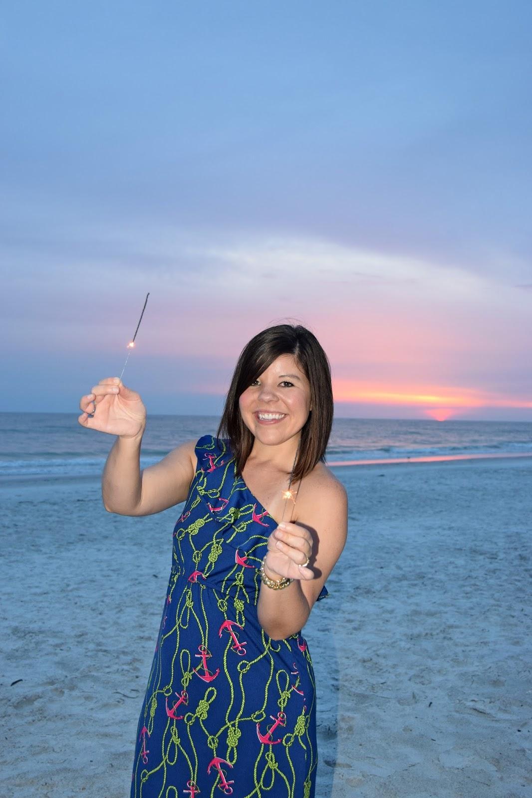 Anchors on the Beach