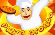 طبخ بيتزا برونتو