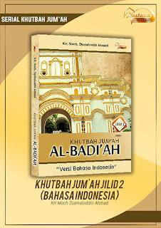 Buku Khutbah Jum'ah Al Badi'ah Jilid 2 Toko Buku Aswaja Surabaya