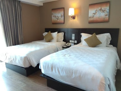 tipe kamar superior twin di Best Western Premier The Hive Hotel