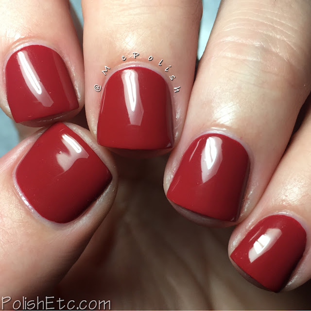 KBShimmer - Winter 2016 Collection - McPolish - Chai-huahua