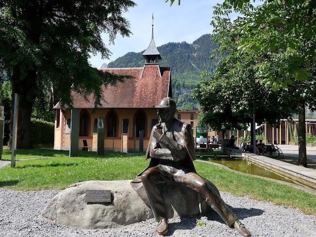 Sherlock Holmes Museum Meiringen Suiza