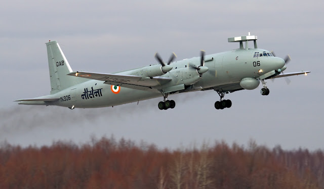 Ilyushin Il-38SD of Indian Navy