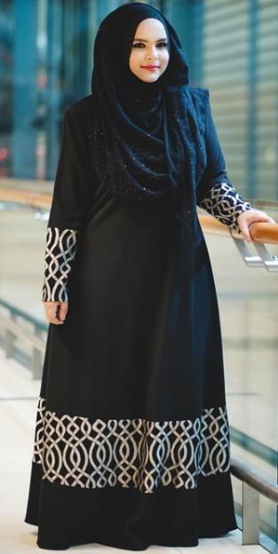 Inilah 7 Tips Cara Berpakaian Wanita Gemuk Berhijab Yang ...