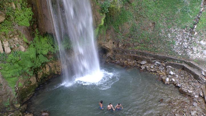 Kimona Fall (Chakrata)
