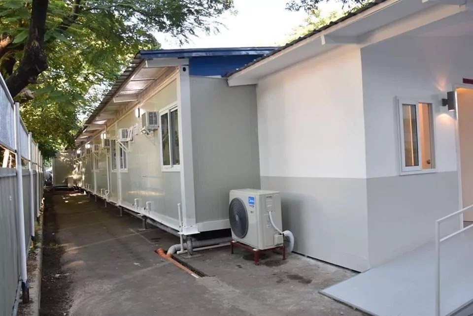 New dorm built by DPWH for Quezon health workers