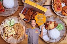 Menu, Harga dan Alamat Geprek Bensu Lampung