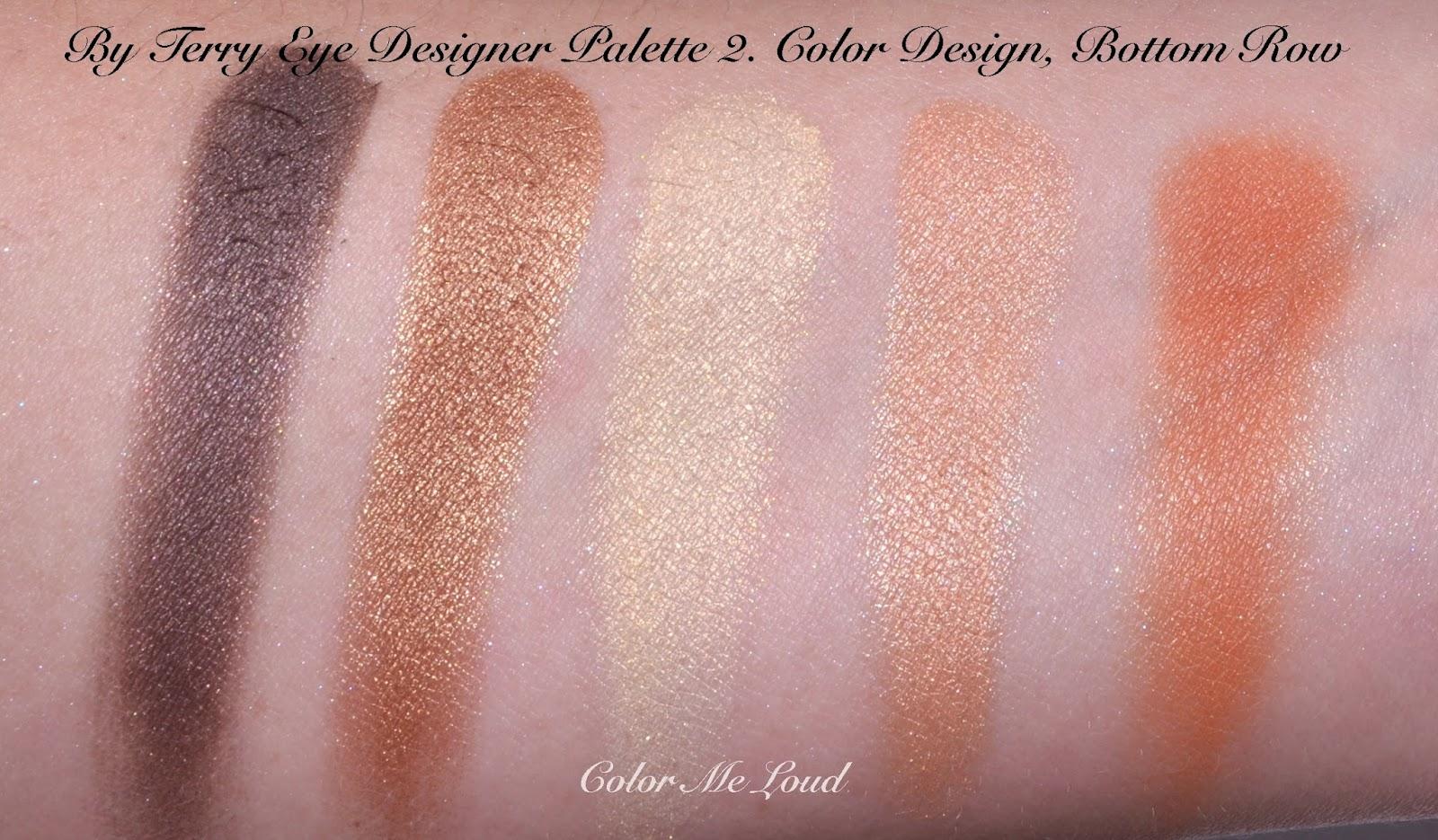 Color Design Eye Palette by Lancôme #3