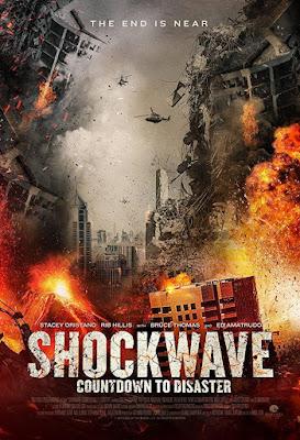 Shockwave: Countdown to Disaster 2017 DVD BD NTSC Latino