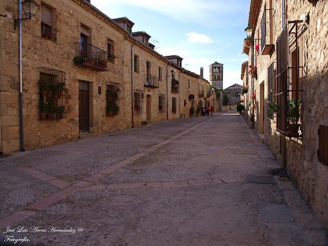Pedraza (Segovia).