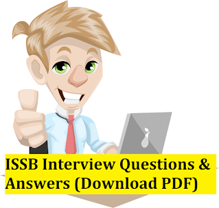 ISSB Interview Questions and Answers