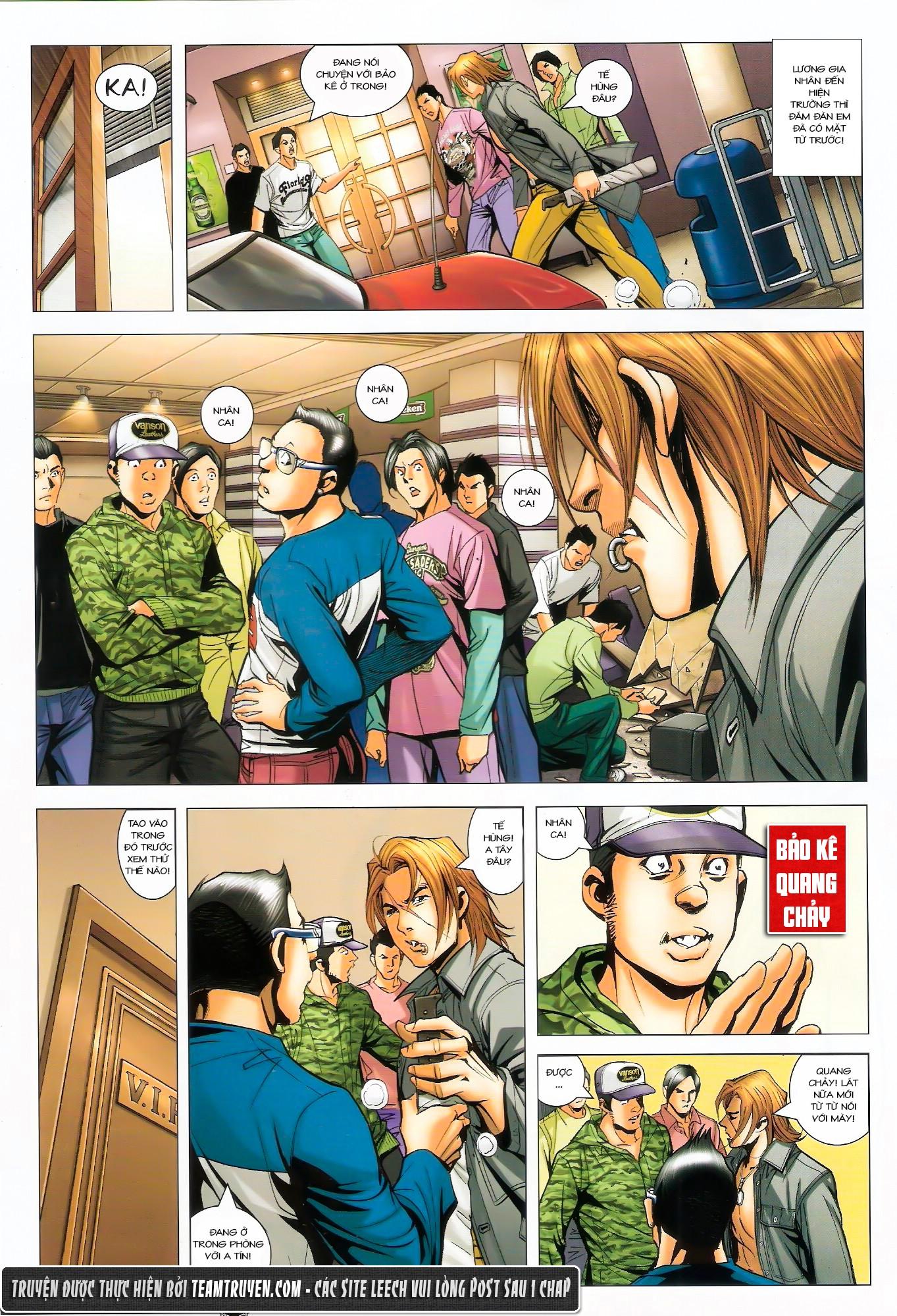 Người Trong Giang Hồ NetTruyen chap 1492 - Trang 7