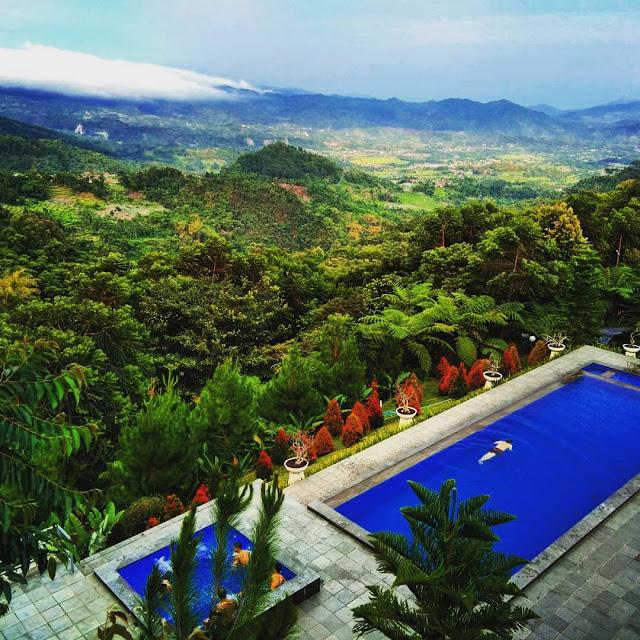 Poeti Mountain Resort Bogor Jawa Barat