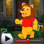 G4K Happy Lion Rescue Game Walkthrough