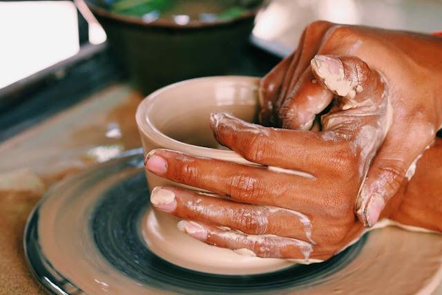 Khmer Ceramics Pottery Class