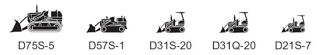 Dozer shovel (40-200 HP)