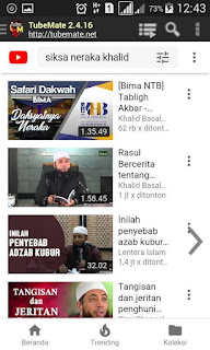 Download Lagu, Kajian Format MP3 Dari Youtube Di Android