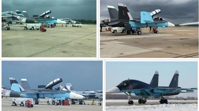 United States Air Force aggressor squadrons – Mas, será mesmo?