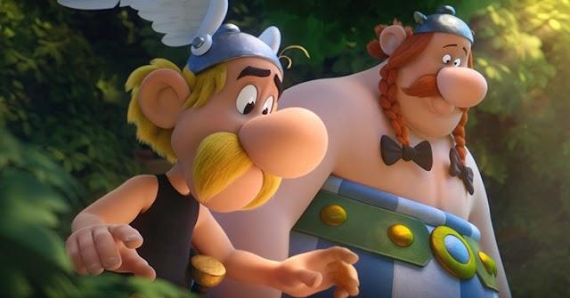 Serie do Asterix & Obelix na Netflix
