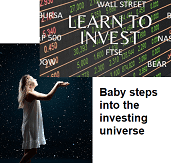 Baby steps into the Investment Universe : Beginners