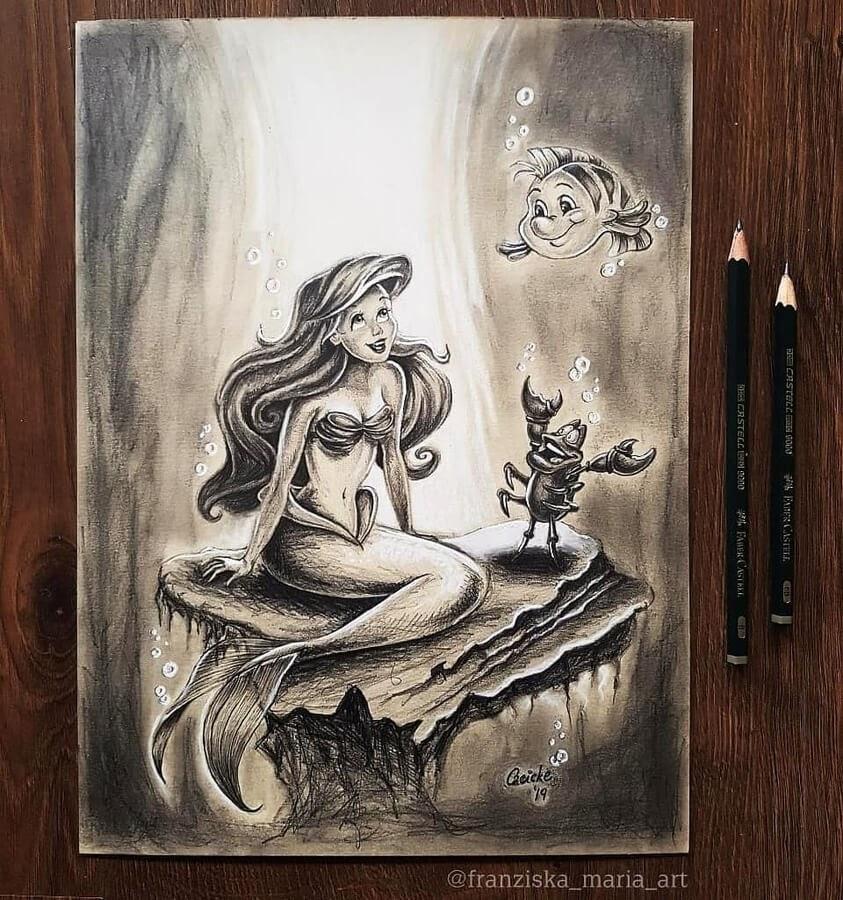 03-The-little-mermaid-Franzi-www-designstack-co